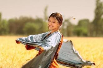 Anushka Sharma in 'Phillauri', a film co-produced by her company Clean Slate Productions, in which she also played the lead role.