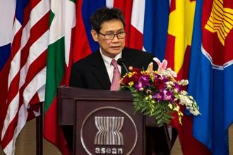 Lim Jock Hoi, the new secretary-general of the Association of Southeast Asian Nations (Asean). Photo: AFP