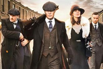 A still from 'Peaky Blinders'.
