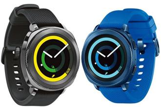 Samsung Gear Sport is priced at Rs22,990.