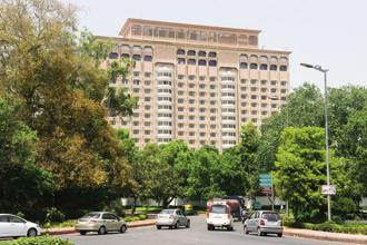 Bidders for the Taj Mansingh in New Delhi should have annual revenue of over Rs400 crore and must operate five-star hotels, with a minimum of 500 rooms across three properties. Photo: Ramesh Pathania