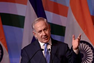 Israeli PM Benjamin Netanyahu. Photo: AFP