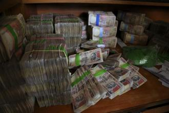 An amendment to the Prevention of Money Laundering Act, 2002 (PMLA) will help tighten the law against corruption and attempts to legitimize black money. Photo: AP