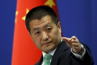 China's foreign ministry spokesman Lu Kang said General Bipin Rawat's comments went against the consensus reached between Narendra Modi and Xi Jinping at the Brics summit last September. Photo: Reuters