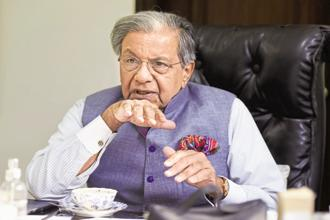 The 15th Finance Commission is chaired by former revenue secretary N.K. Singh. Photo: HT