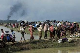 The Rohingya repatriation plan has been greeted with skepticism by NGOs which said it did not adequately address questions of safety. Photo: AFP