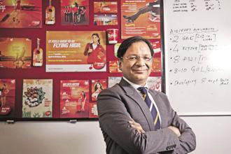 SpiceJet chairman Ajay Singh said the company will start flight services between Kolkata and Chittagong in Bangladesh. Photo: Bloomberg