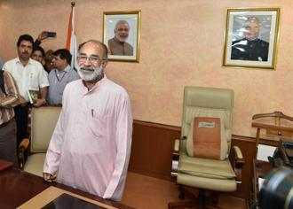 Union Tourism Minister Alphons Kannanthanam said that in 2017 alone, there was an increase of 15.2% in the foreign tourist arrivals to the country. Photo: PTI