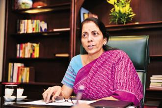 Defence minister Nirmala Sitharaman.The Defence Acquisition Council (DAC) on Tuesday also cleared procurement of assault rifles and carbines worth Rs3,547 crore on 'fast track basis'. Photo: Pradeep Gaur/Mint