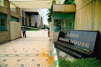 Adani Transmission's total expenses were recorded at Rs727.52 crore as against Rs611.03 crore during the corresponding period last fiscal. Photo: Pradeep Gaur/Mint