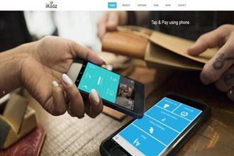 iKaaz offers an NFC-based (near field communication) mobile payments platform.