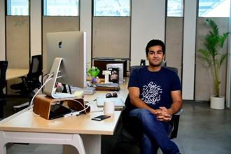 Hike founder and CEO Kavin Mittal. Photo: Pradeep Gaur/Mint