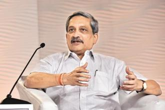 The Goa govt Rera website was launched by chief minister Manohar Parrikar. Photo: HT