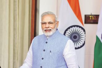 The Republic Day will be celebrated with leaders of all 10 Asean countries coming to India as chief guests, Prime Minister Narendra Modi said in his latest Mann Ki Baat address on 31 December. Photo: Pradeep Gaur/Mint