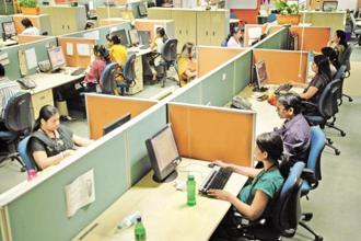 The information technology (IT)-business process management (BPM) sector in India expanded at a compound annual growth rate (CAGR) of 11.14%. Photo: Abhijit Bhatlekar/Mint