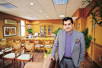 NITI Aayog CEO Amitabh Kant. Photo: Pradeep Gaur/Mint