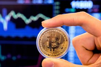 Bitcoin's losses reached $140 billion from its record of $19,511 on 18 December. Photo: AFP