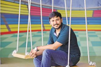 Farid Ahsan, co-founder of ShareChat. Photo: Hemant Mishra/Mint