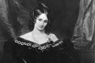 Mary Shelley. Photo: Getty Images