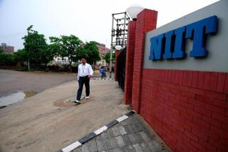 Arvind Thakur has been elevated to the role of vice chairman and managing director at NIIT Technologies. Photo: Pradeep Gaur/Mint