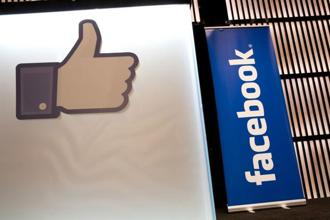 Public content on Facebook will be pared in favour of friends' and family posts. Photo: Bloomberg