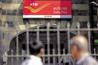 India Post has been providing deposit services to a large number of small customers across the country; it also has a limited remittance service. Photo: Bloomberg
