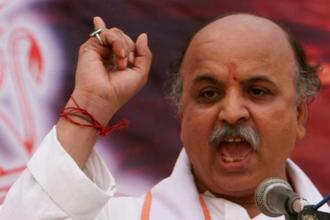 Pravin Togadia became even more critical after Narendra Modi took over as Prime Minister. Photo: HT