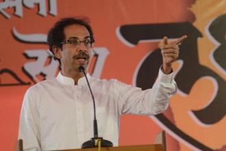 Uddhav Thackeray became Shiv Sena president in January 2013. Photo: HT