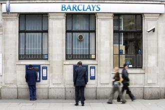 A spokesman for Barclays declined to comment on the stake purchase by Tiger Global Management. Photo: Bloomberg