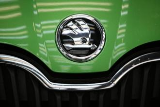Skoda aims to grow its sales network to 75 dealership by this year-end. Photo: Bloomberg