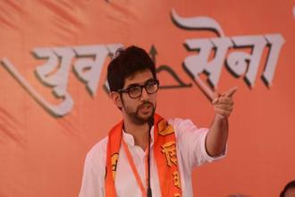 Apart from Aaditya Thackeray, there are seven leaders in the Shiv Sena's Ashtapradhan Mandal, a group of top party leaders. Photo: HT