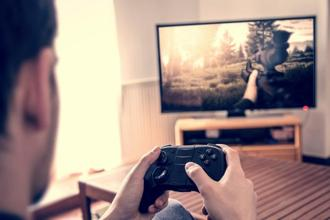 To play 4K games on a TV, users will need a console that also supports true 4K gaming. Photo: iStockphoto