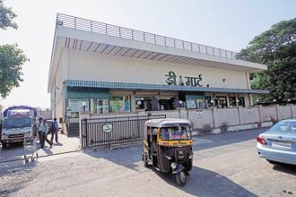 Avenue Supermarts is likely to open more DMart stores in this quarter, a trend witnessed in last year's March quarter. Photo: Aniruddha Chowdhury/Mint