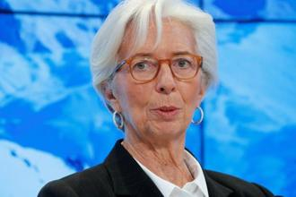 IMF managing director Christine Lagarde will speak on the global economic outlook at WEF Davos 2018. Photo: Reuters