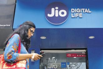 Reliance Jio will also introduce add-on data packs for Rs11, Rs21, Rs51 and Rs101 for Jio Phone users. Photo: Reuters
