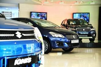 Maruti Suzuki's Q3 profit rose 3% to Rs1,799 crore from Rs1757.2 crore a year earlier, missing analysts' estimates of Rs2,006.5 crore. Photo: Ramesh Pathania/Mint