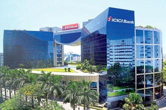 Financial stocks, led by top private lender ICICI Bank, were the most bought by mutual funds (MFs) in 2017, as fund managers placed their bets on a recovery in Asia's third-largest economy. Photo: Abhijit Bhatlekar/ Mint