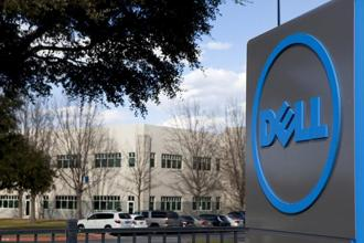Dell has about $46 billion of debt. That includes about $3 billion of bonds maturing in 2018 and $4.35 billion due next year while the firm also has loans outstanding. Photo: Bloomberg