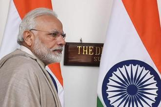 In the last three years, Narendra Modi  said, the Padma award selection process has been made online, which has led to transparency and anybody can now nominate people for the honours. Photo: PTI