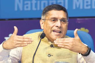 The fact that most RCEP members are not ready to open up their services market, as proposed by India, makes the proposed deal more disadvantageous for India, said chief economic adviser Arvind Subramanian. Photo: PTI