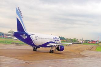On Tuesday, IndiGo had named Wolfgang Prock-Schauer as the chief operating officer, as it starts planning its long-haul international operations. File photo: Ramesh Pathnaia/Mint