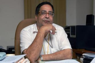 T.C.A. Anant was a professor at the Delhi School of Economics before taking charge as the CSI on 1 July 2010 from Pronab Sen, who was the first CSI.  File photo: Mint