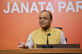 In his budget speech, finance minister Arun Jaitley said LTCG from sale of listed shares and equity mutual fund schemes will now be taxed at 10%, if the total capital gains in a year cross Rs1 lakh. File photo: Ramesh Pathania/Mint