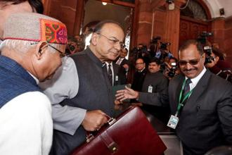 There is no denying the fact that finance minister Arun Jaitley has made Union Budget 2018 irreversibly a 'Union of states budget'. Photo: Reuters