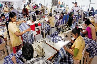 The fashion industry has come under pressure to improve conditions and workers' rights, particularly after the 2013 Rana Plaza collapse in Bangladesh in which 1,136 workers were killed. Photo: Reuters