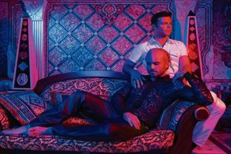 A still from 'The Assassination Of Gianni Versace'.