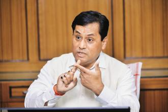Chief minister Sarbananda Sonowal said  nearly 200 initial pacts worth nearly Rs70,000 crore were signed at the Advantage Assam summit. Photo: Mint