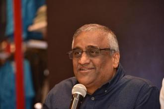 A file photo of Future Group CEO Kishore Biyani. Photo: Indranil Bhoumik/Mint