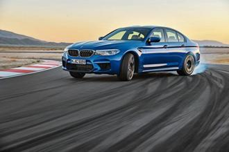 BMW M5 will wear a price tag upwards of Rs1.5 crore (ex-showroom).
