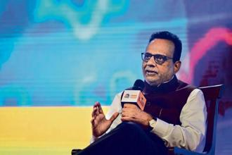 The whole idea of levying LTCG is that we should not leave one class of assets absolutely without any taxation, says finance secretary Hasmukh Adhia. Photo: Pradeep Gaur/Mint